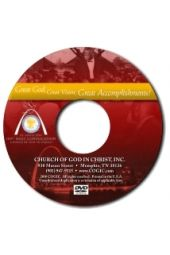103rd Holy Convocation | Superintendent Johnny Tates [DVD]