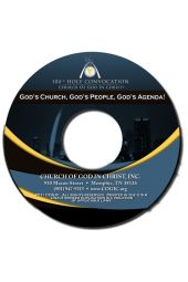 "104th Holy Convocation | Pastor Elijah Hankerson ""God Church, God's People, God's Agenda"" [DVD]"