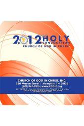 105th Holy Convocation   Supervisor Rubenstein McClure [CD]
