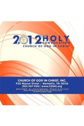 105th Holy Convocation | 2012 CD Message Set [CD]