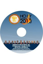 106th Holy Convocation | Superintendent Phillip Jackson [CD]