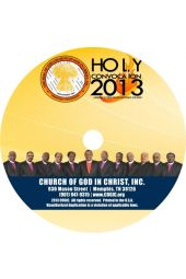 "106th Holy Convocation | Bishop Michael Hill ""Lord Set Us On Fire"" [DVD]"