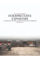Annual Interpretative Expository 2019-2020