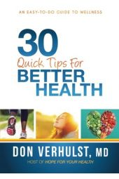 30 Quick Tips for Better Health