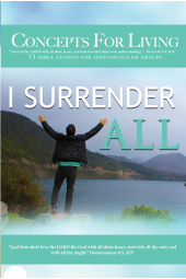 Concepts for Living | Adult: I Surrender All