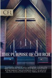 Concepts for Living | Adult '' The Purpose of Church''