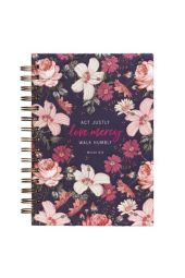 Act Justly Love Mercy  Journal