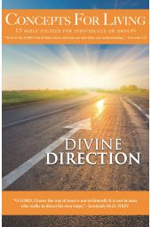 """Concepts for Living   Adult """"Divine Direction"""""""