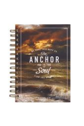 Anchor for the Soul, Spiral-bound Journal