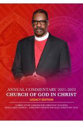 Annual Lesson Commentary 2021-2022 [KJV-AMP] [eBook]