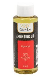 Anointing Oil - Hyssop [2 Oz]