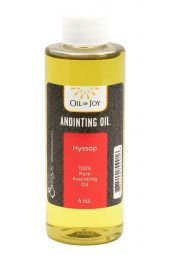 Anointing Oil - Hyssop [4 Oz]