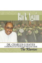 Back Again [CD]