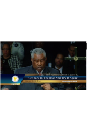 "105th Holy Convocation | Bishop Joe L. Ealy ""Get Back In The Boat And Try It Again"" [CD]"