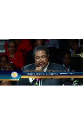 "105th Holy Convocation | Bishop Oscar L. Meadows ""The Church Is Under Fire"" [DVD]"