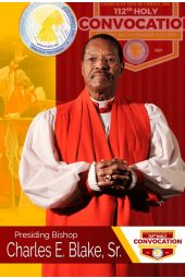 112th Holy Convocation | Bishop Charles E. Blake Sr.