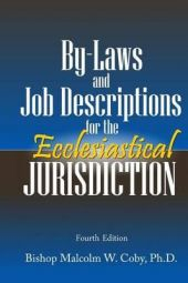 By-Laws And Job Descriptions For The Jurisdiction
