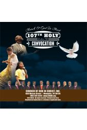 107th Holy Convocation | Bishop Carlis Moody [CD]