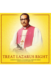 Treat Lazarus Right [CD]