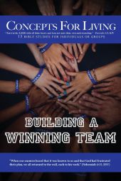 Concepts For Living | Adult: Building A Winning Team