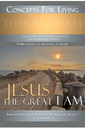 "Concepts for Living | Adult ""Jesus The Great I AM"" [eBook]"