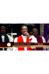 "104th Holy Convocation | Presiding Bishop Charles E. Blake, Sr. ""Pride and Humility"" [CD]"