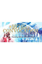 107th Holy Convocation   Presiding Bishop Charles E. Blake, Sr. [CD]