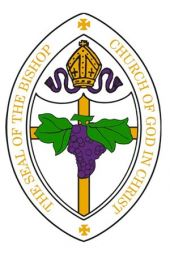 Car Door Magnet - Bishop Seal