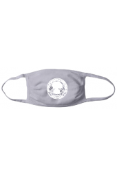 COGIC 3 ply Mask (Gray)