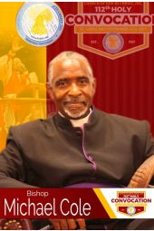 112th Holy Convocation | Bishop Michael Cole