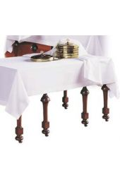 Communion Table Cloth & Element Cover - Plain