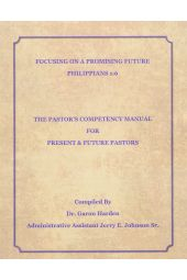 The Pastor's Competency Manual