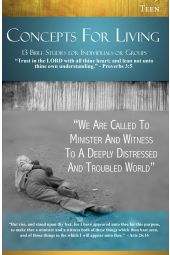 "Concepts for Living | Adult ""We Are Called to Witness to a Deeply Distressed and Troubled World"""