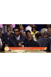 "106th Holy Convocation | Bishop Darrell Hines ""When Saints Contend"" [DVD]"