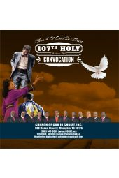 107th Holy Convocation | Bishop Designee Patrick L. Wooden, Sr. [DVD]