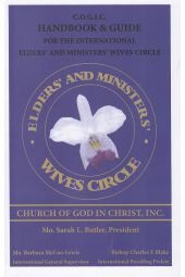 Handbook for Elder's & Minister's Wives Circle