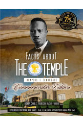 Facts About The Temple 75th Commemorative Edition