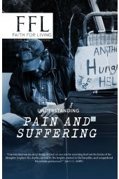 "Faith For Living | ""Understanding Pain and Suffering"""