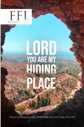 Faith for Living | ''Lord You Are My Hiding Place''