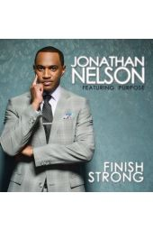Finish Strong [CD]