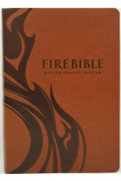 Fire Bible - MEV: A Study Bible for Spirit-Led Living