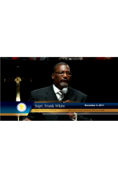 "104th Holy Convocation | Superintendent Frank A. White ""Let The Fire Fall"" [DVD]"