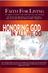 "Faith for Living | ""Honoring God in All We Do"""