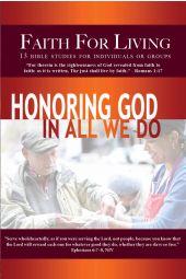 """Faith for Living   """"Honoring God in All We Do"""" [eBook]"""