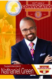 112th Holy Convocation | Supt. Nathaniel Green