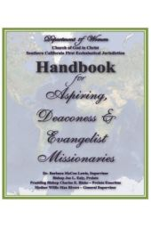 Handbook for Aspiring, Deaconess & Evangelist Missionaries