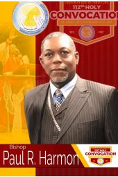 112th Holy Convocation | Bishop Paul Harmon