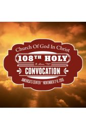 108th Holy Convocation | Dr. Jamal Bryant