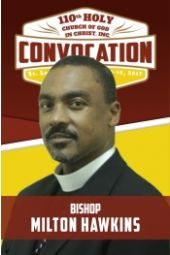 110th Holy Convocation | Bishop Milton Hawkins