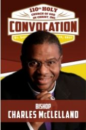 110th Holy Convocation | Bishop Charles McClelland